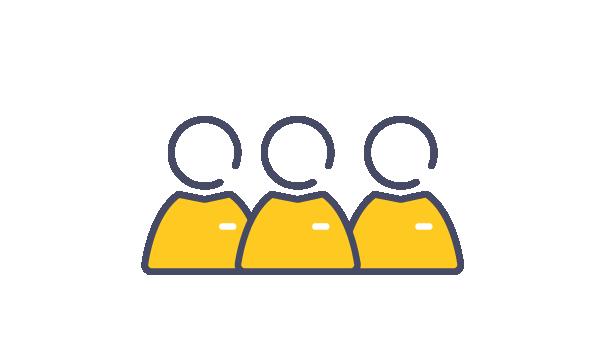 同行者の人数指定のイメージ